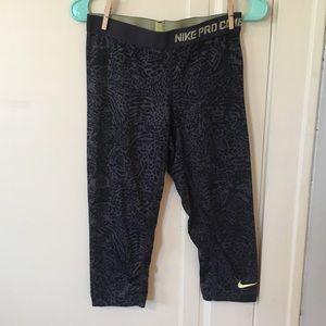 Nike-Pro leggings